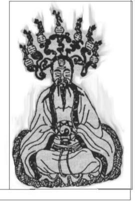 Даосский монах