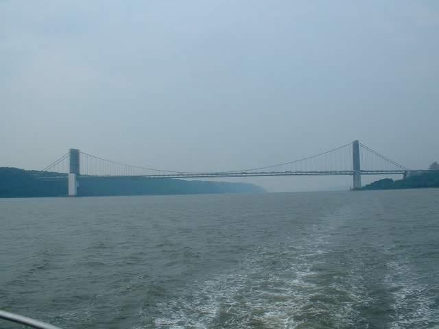 Мост Дж. Вашингтона через Гудзон