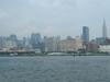 Центральный Манхэттен, вид с Гудзона