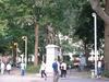 Памятник Гаррибальди на Washington Square